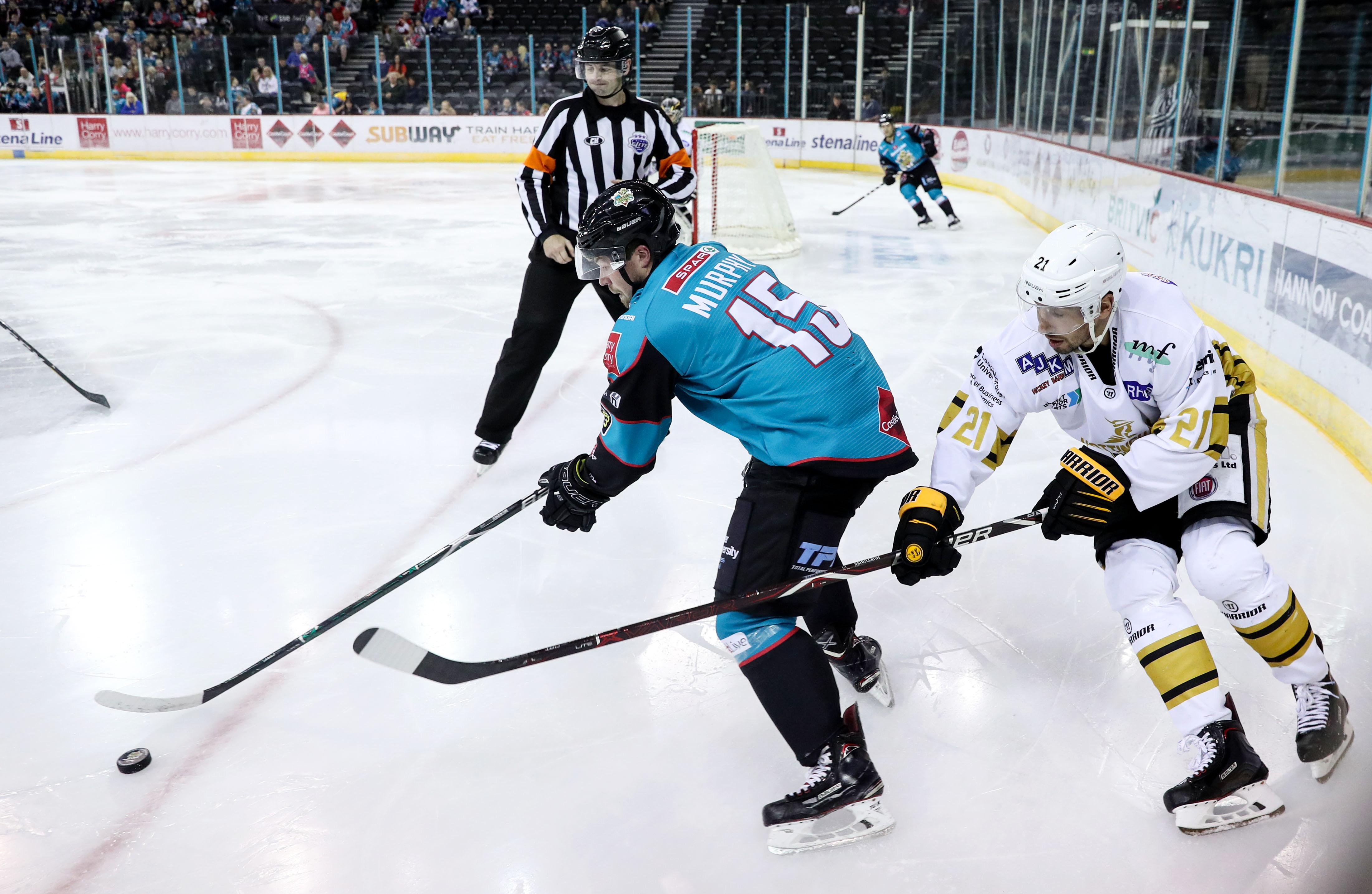 Belfast Giants v Nottingham Panthers - Elite Ice Hockey League