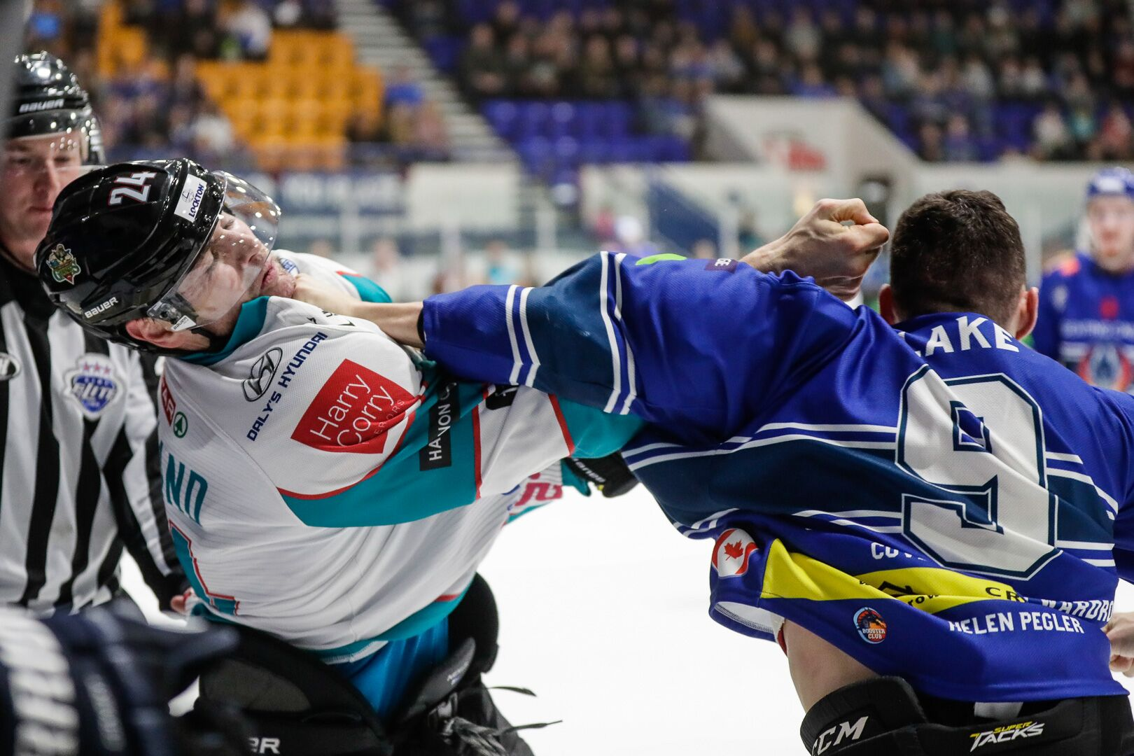 Blaze vs Giants #7
