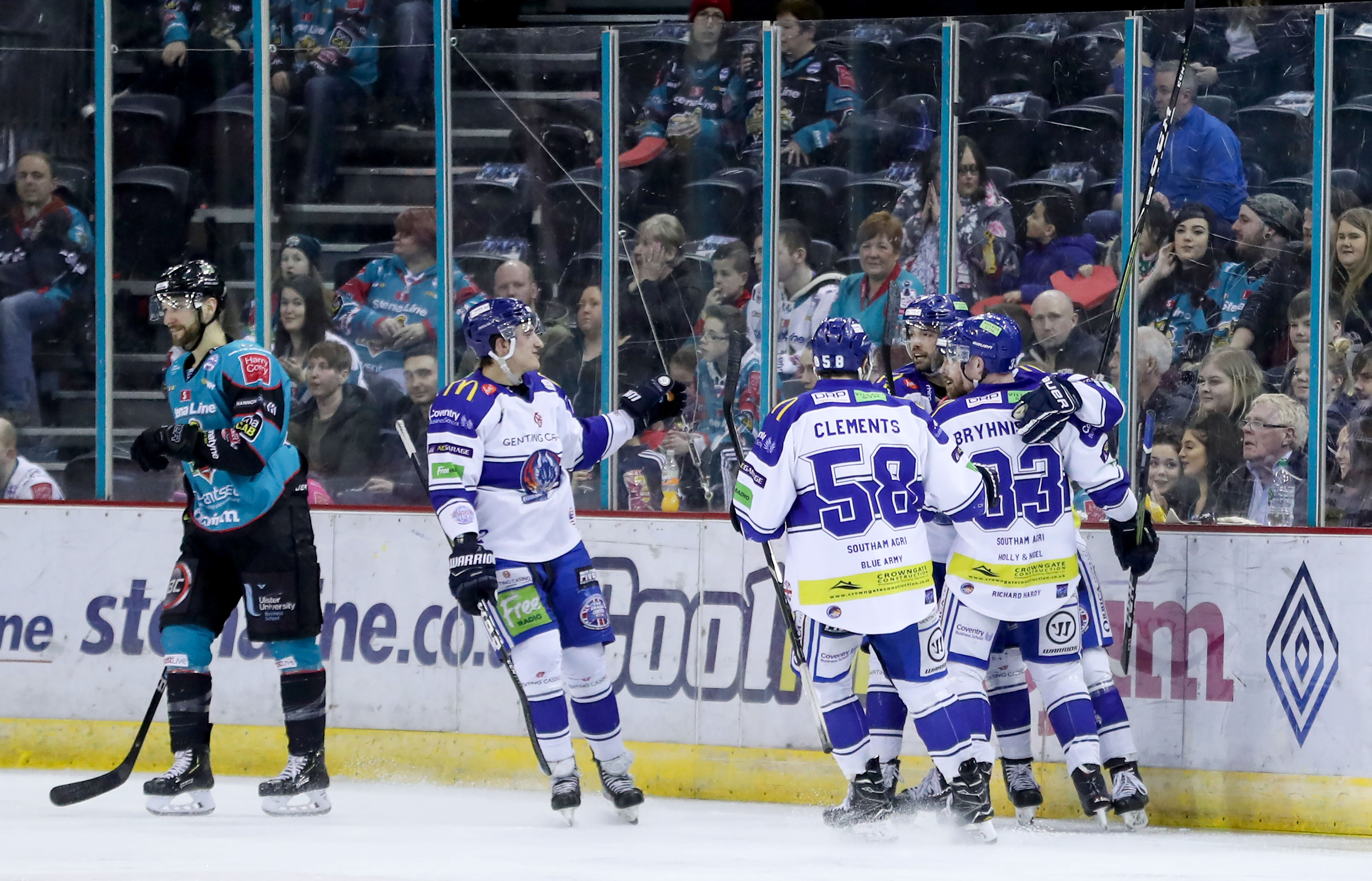Belfast Giants v Coventry Blaze - EIHL