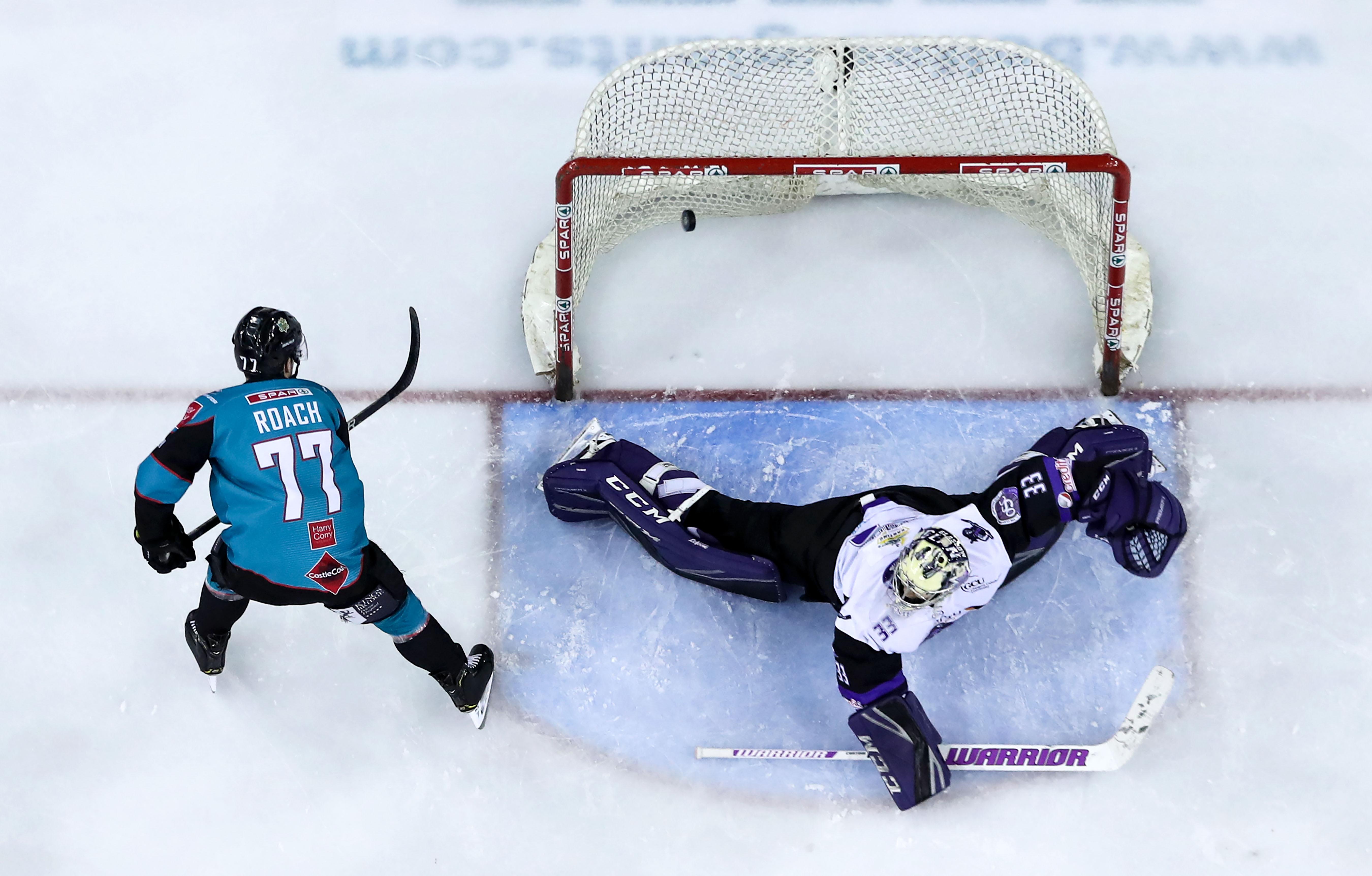 Belfast Giants v Glasgow Clan - Elite Ice Hockey League