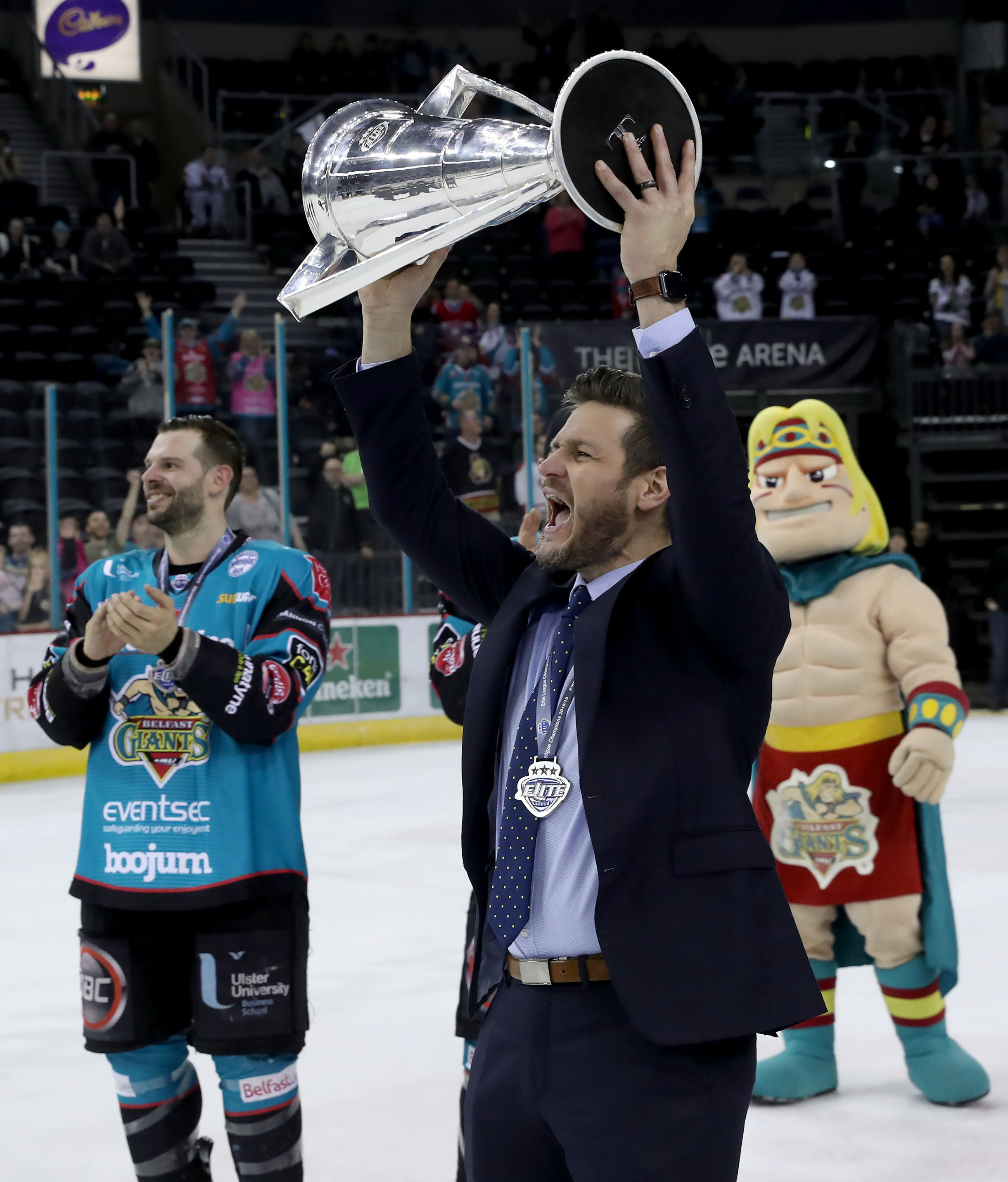 Belfast Giants - Elite Ice Hockey League Champions